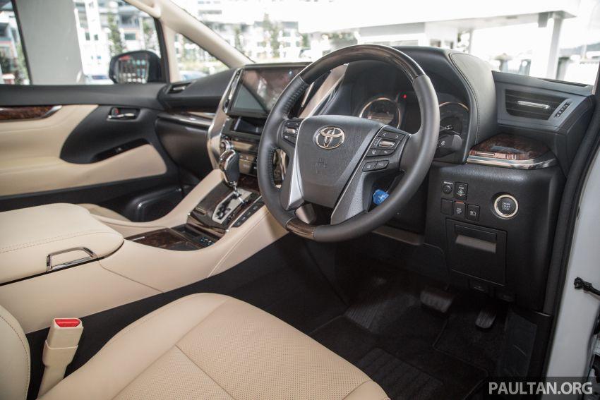 GALERI: Toyota Alphard ditukar kepada luaran Lexus LM — peralatan tulen sepenuhnya, berharga RM56k Image #1147700