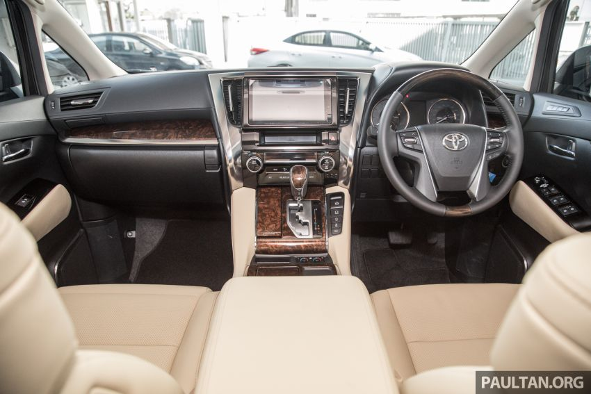 GALLERY: Toyota Alphard full exterior conversion to Lexus LM – genuine Lexus parts only, priced at RM56k Image #1147554