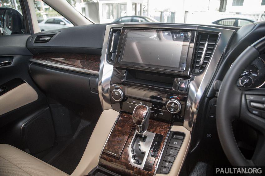 GALERI: Toyota Alphard ditukar kepada luaran Lexus LM — peralatan tulen sepenuhnya, berharga RM56k Image #1147703
