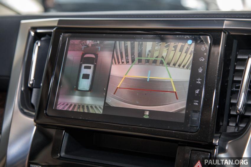 GALERI: Toyota Alphard ditukar kepada luaran Lexus LM — peralatan tulen sepenuhnya, berharga RM56k Image #1147706
