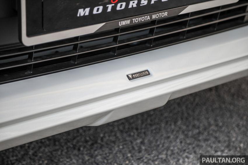 GALLERY: Toyota RAV4 Modellista bodykit in Malaysia Image #1147441