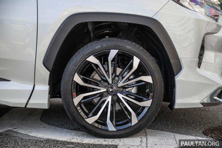 GALLERY: Toyota RAV4 Modellista bodykit in Malaysia Image #1147442