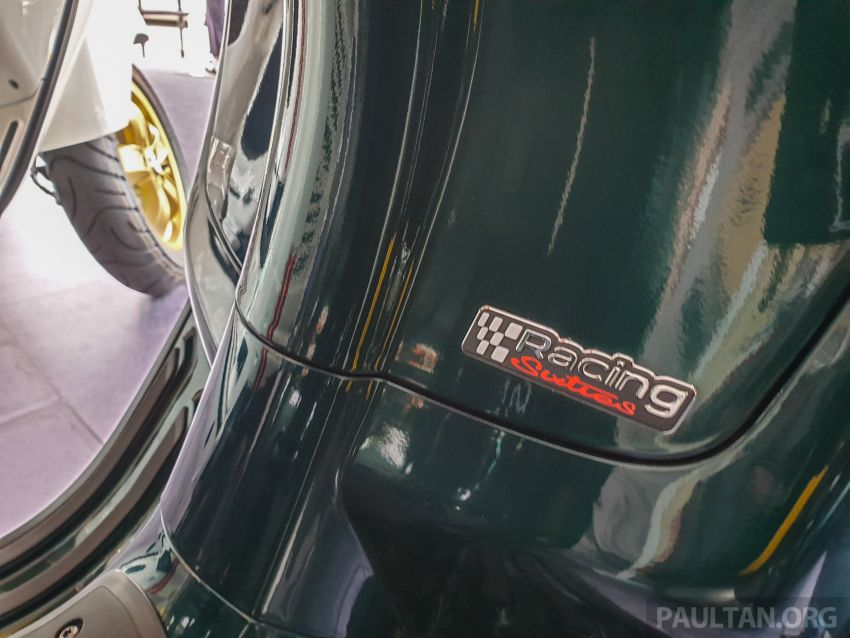 Vespa Sprint dan GTS Racing Sixties tiba di Malaysia – gaya inspirasi perlumbaan, harga RM19k dan RM31k Image #1144448