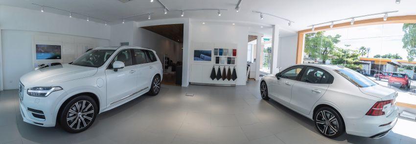 Sebangga Mitsinbo opens Volvo 3S centre in Sabah Image #1154010