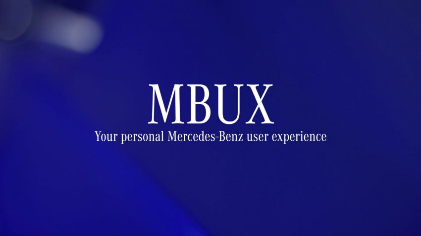 W223 Mercedes-Benz S-Class' new MBUX detailed – 12.8-inch touchscreen, AR HUD, Interior Assist Image #1143320