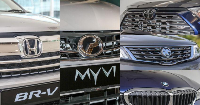 Jenama kereta yang mana mendapat carian tertinggi sepanjang tempoh PKP di Malaysia dan juga ASEAN? Image #1142779