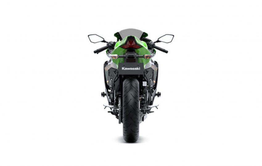 Kawasaki ZX-25R dilancar di Indonesia – dua versi, kuasa 51 PS dan 22.9 Nm, harga bermula RM28k Image #1144666