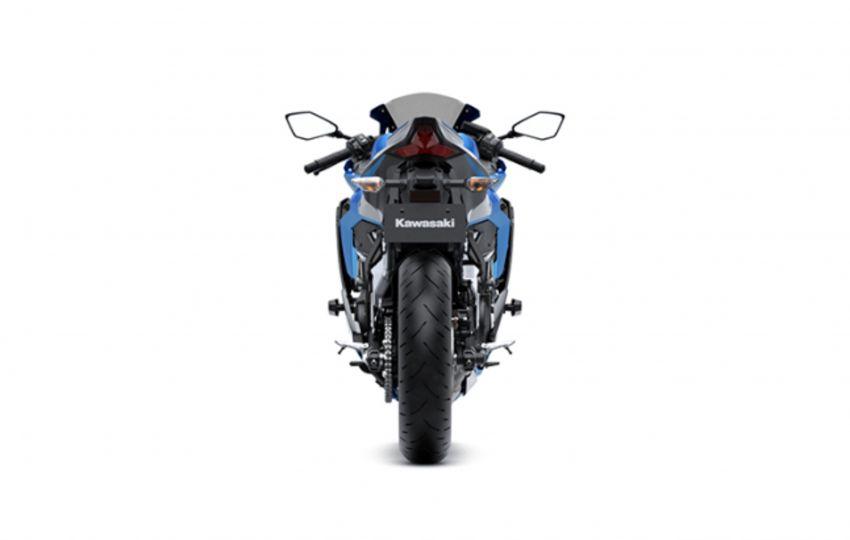 Kawasaki ZX-25R dilancar di Indonesia – dua versi, kuasa 51 PS dan 22.9 Nm, harga bermula RM28k Image #1144659
