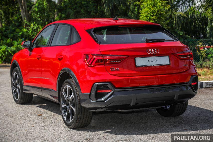 GALLERY: 2020 Audi Q3 Sportback 2.0 TFSI – RM302k Image #1165757