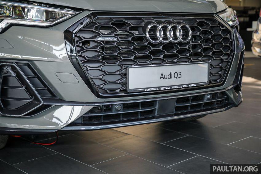 GALLERY: 2020 Audi Q3 Sportback 2.0 TFSI – RM302k Image #1165771