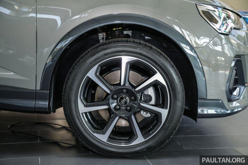 GALLERY: 2020 Audi Q3 Sportback 2.0 TFSI – RM302k Image #1165776