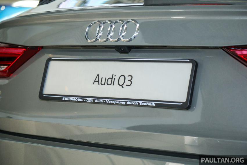 GALLERY: 2020 Audi Q3 Sportback 2.0 TFSI – RM302k Image #1165784