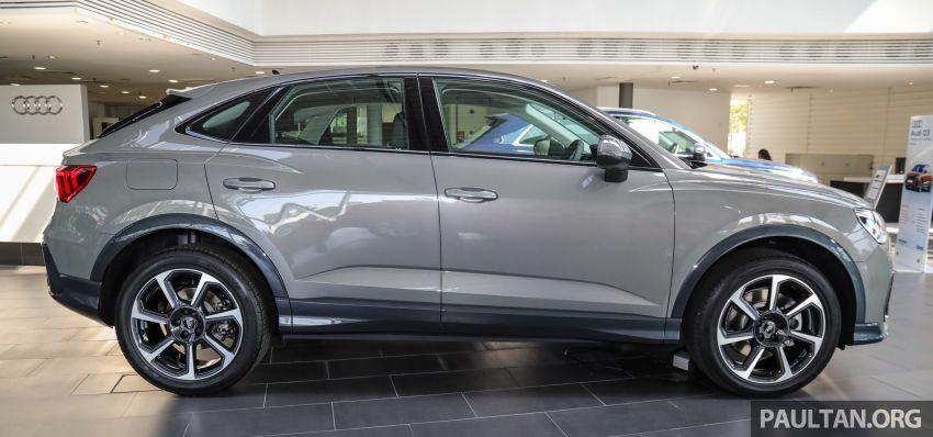 GALLERY: 2020 Audi Q3 Sportback 2.0 TFSI – RM302k Image #1165763
