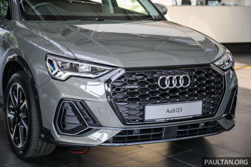 GALLERY: 2020 Audi Q3 Sportback 2.0 TFSI – RM302k Image #1165766