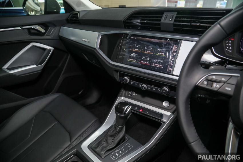 GALLERY: 2020 Audi Q3 Sportback 2.0 TFSI – RM302k Image #1165807