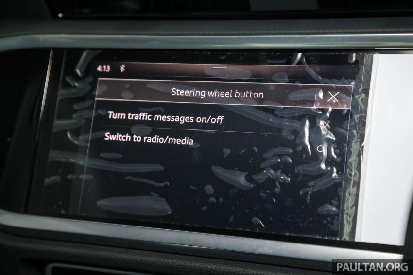 GALLERY: 2020 Audi Q3 Sportback 2.0 TFSI – RM302k Image #1165815