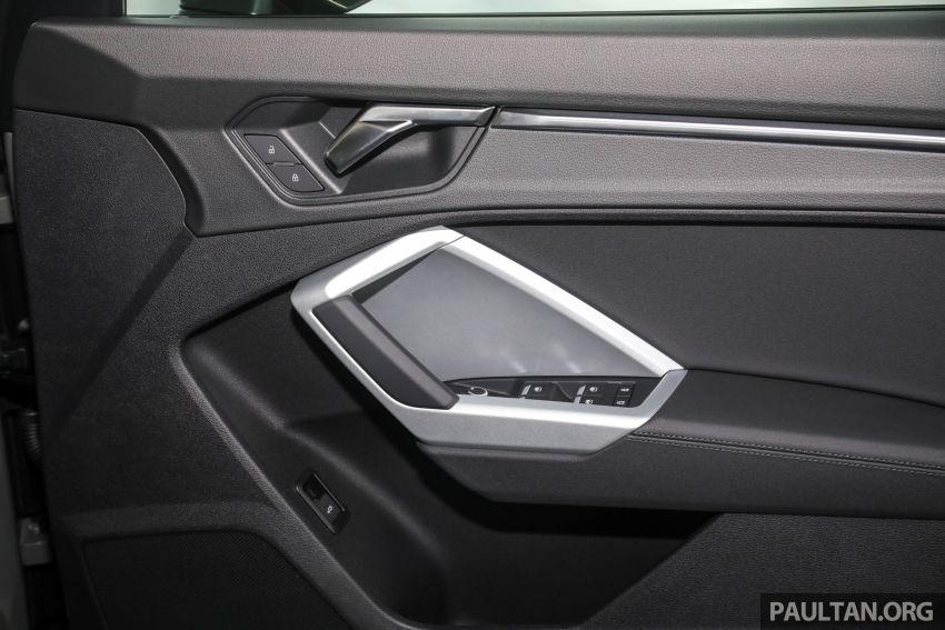 GALLERY: 2020 Audi Q3 Sportback 2.0 TFSI – RM302k Image #1165843