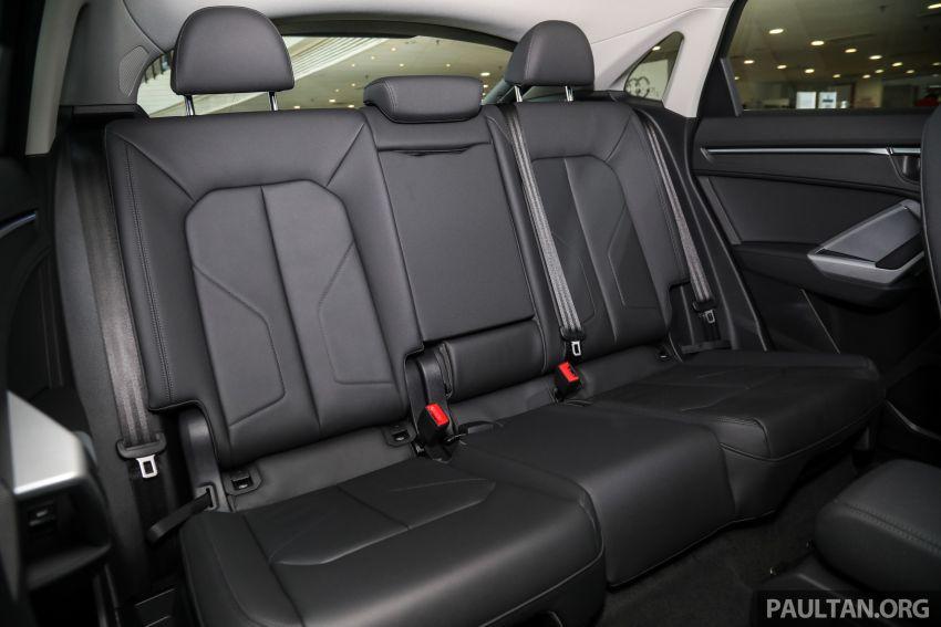 GALLERY: 2020 Audi Q3 Sportback 2.0 TFSI – RM302k Image #1165845