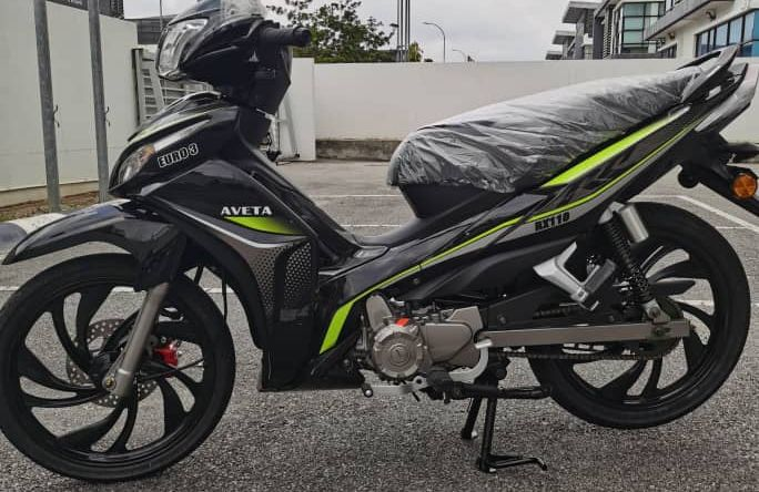 2020 Aveta motorcycles in Malaysia, from RM2,880 – three new models coming by end of this year Image #1162124