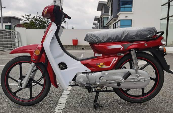 2020 Aveta motorcycles in Malaysia, from RM2,880 – three new models coming by end of this year Image #1162125