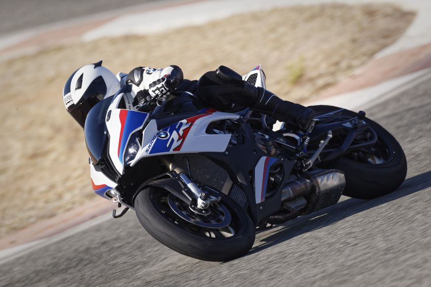BMW Motorrad M Endurance chain comes with carbon coating, eliminates chain lubrication and maintenance Image #1168186