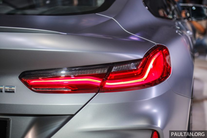 F92 BMW M8 Coupe, F93 M8 Gran Coupe launched in Malaysia – 600 hp and 750 Nm, priced from RM1.45 mil Image #1160974