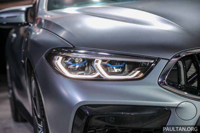 F92 BMW M8 Coupe, F93 M8 Gran Coupe launched in Malaysia – 600 hp and 750 Nm, priced from RM1.45 mil Image #1161316
