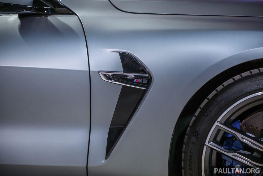 BMW M8 Coupe dan M8 Gran Coupe tiba di Malaysia – enjin V8 4.4 liter, 600 hp, harga dari RM1.45 juta Image #1161420
