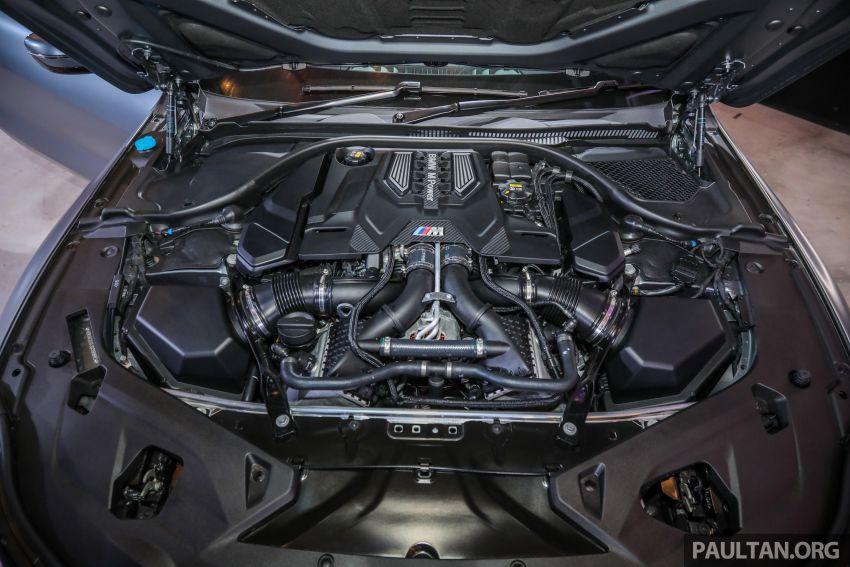 BMW M8 Coupe dan M8 Gran Coupe tiba di Malaysia – enjin V8 4.4 liter, 600 hp, harga dari RM1.45 juta Image #1161329