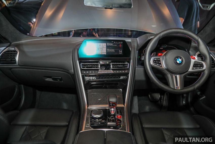 BMW M8 Coupe dan M8 Gran Coupe tiba di Malaysia – enjin V8 4.4 liter, 600 hp, harga dari RM1.45 juta Image #1161315