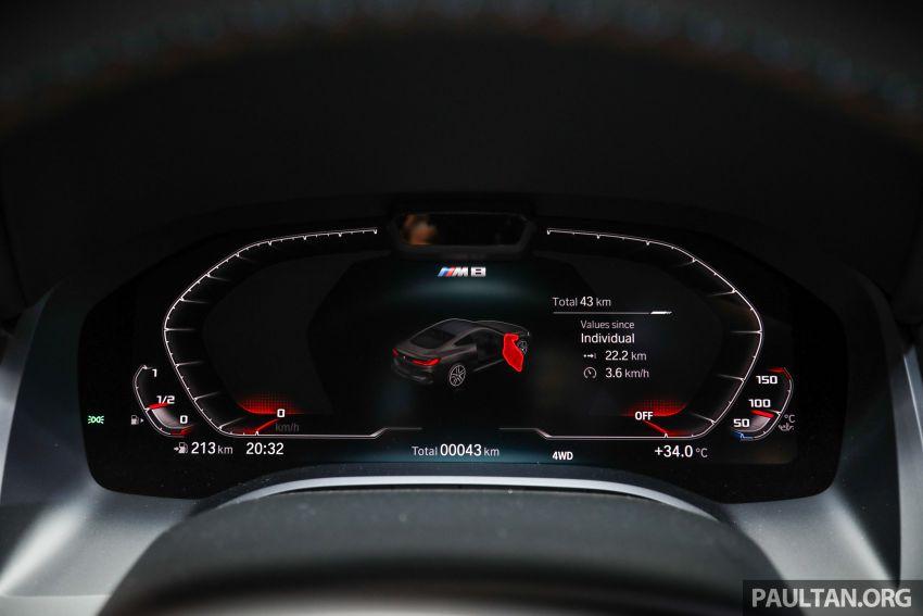 BMW M8 Coupe dan M8 Gran Coupe tiba di Malaysia – enjin V8 4.4 liter, 600 hp, harga dari RM1.45 juta Image #1161239