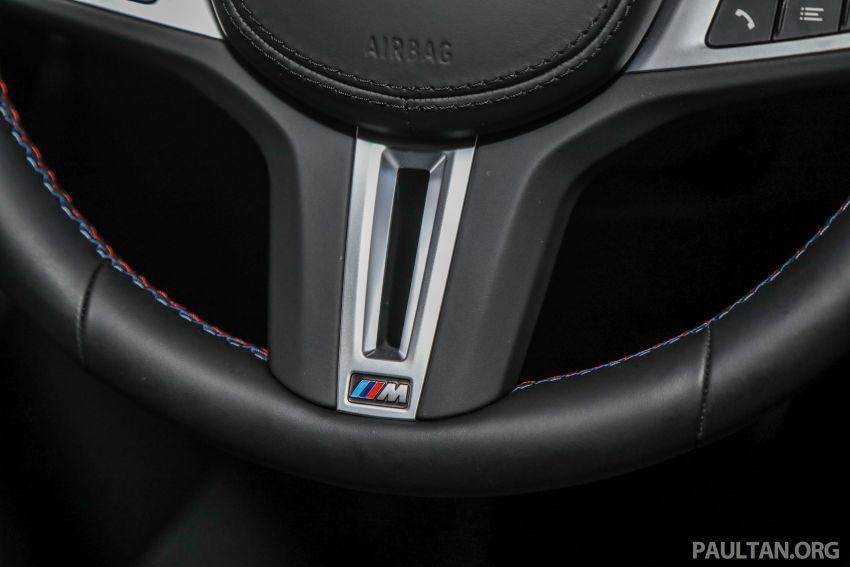 BMW M8 Coupe dan M8 Gran Coupe tiba di Malaysia – enjin V8 4.4 liter, 600 hp, harga dari RM1.45 juta Image #1161205
