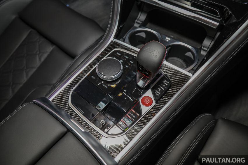 BMW M8 Coupe dan M8 Gran Coupe tiba di Malaysia – enjin V8 4.4 liter, 600 hp, harga dari RM1.45 juta Image #1161301