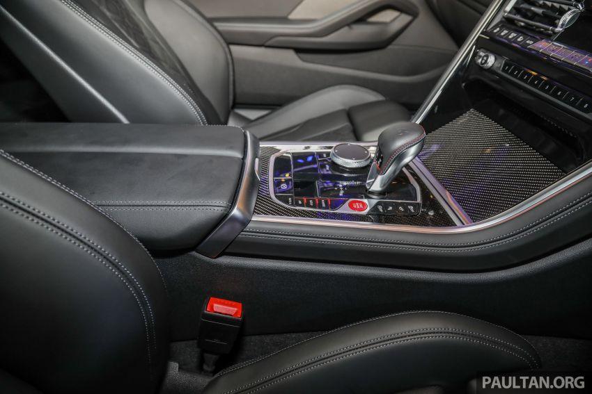 BMW M8 Coupe dan M8 Gran Coupe tiba di Malaysia – enjin V8 4.4 liter, 600 hp, harga dari RM1.45 juta Image #1161287