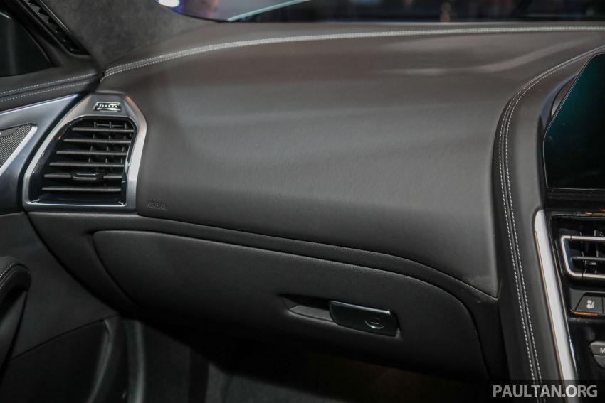 BMW M8 Coupe dan M8 Gran Coupe tiba di Malaysia – enjin V8 4.4 liter, 600 hp, harga dari RM1.45 juta Image #1161291