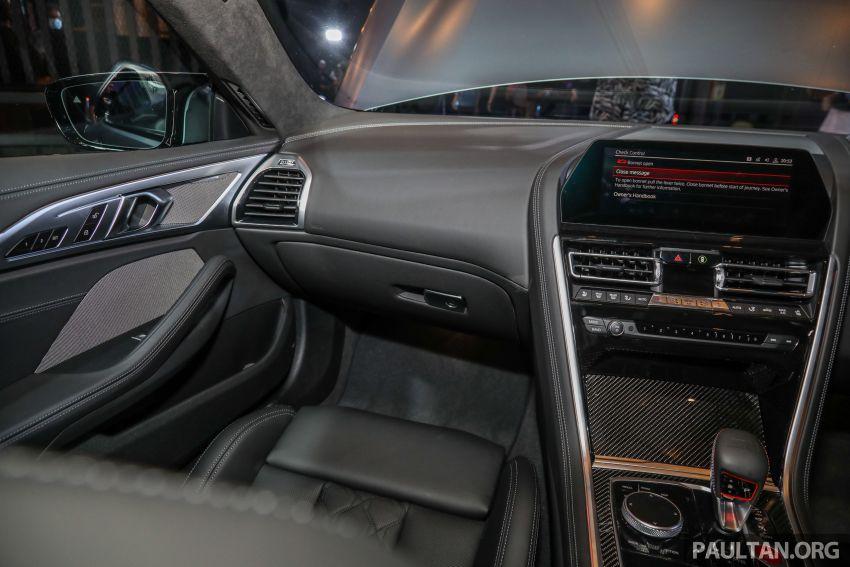 BMW M8 Coupe dan M8 Gran Coupe tiba di Malaysia – enjin V8 4.4 liter, 600 hp, harga dari RM1.45 juta Image #1161264