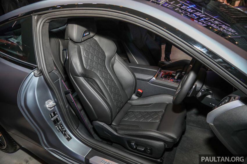 BMW M8 Coupe dan M8 Gran Coupe tiba di Malaysia – enjin V8 4.4 liter, 600 hp, harga dari RM1.45 juta Image #1161254