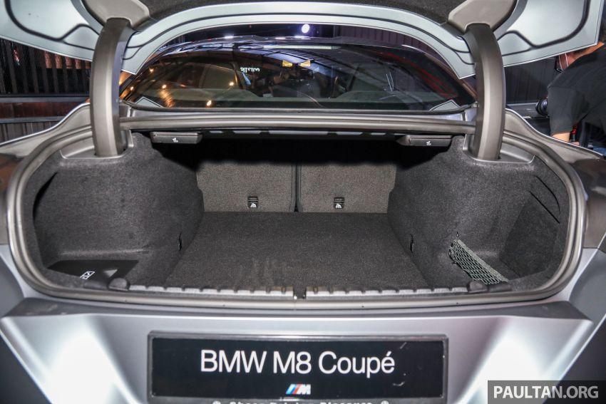 BMW M8 Coupe dan M8 Gran Coupe tiba di Malaysia – enjin V8 4.4 liter, 600 hp, harga dari RM1.45 juta Image #1161228