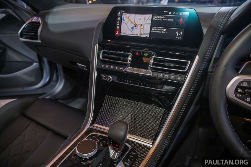 F92 BMW M8 Coupe, F93 M8 Gran Coupe launched in Malaysia – 600 hp and 750 Nm, priced from RM1.45 mil Image #1161359