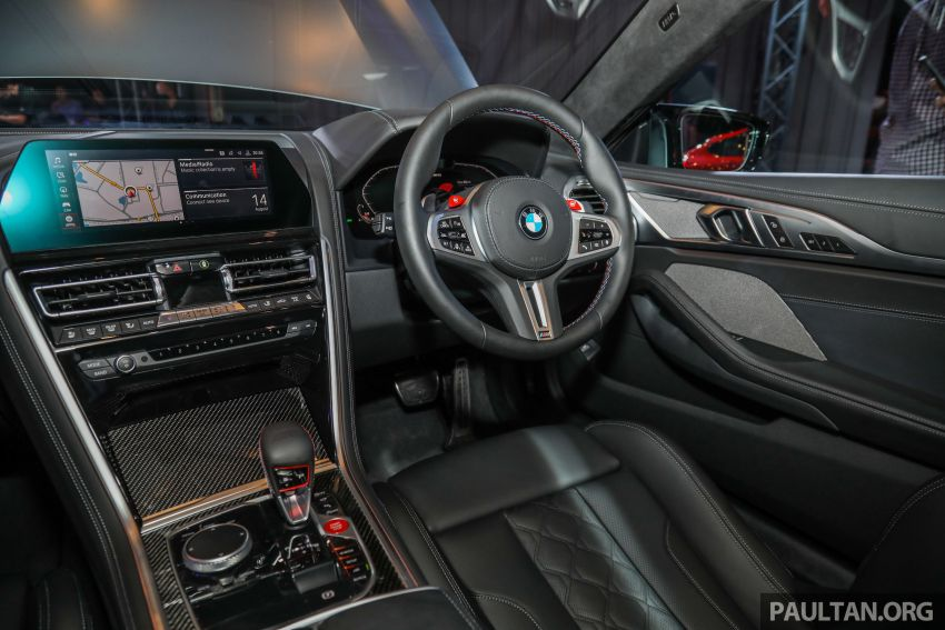 F92 BMW M8 Coupe, F93 M8 Gran Coupe launched in Malaysia – 600 hp and 750 Nm, priced from RM1.45 mil Image #1161372