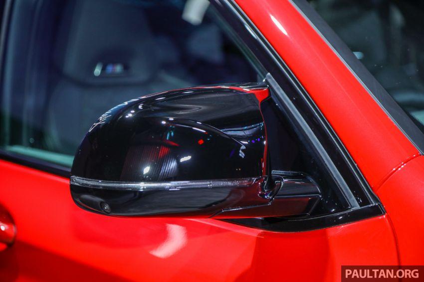 BMW X3  dan X4 M Competition 2020 dilancar di M'sia — 3.0L turbo, 510 hp / 600 Nm, harga dari RM887k Image #1161049