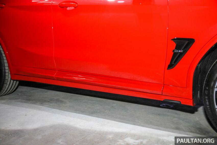 BMW X3  dan X4 M Competition 2020 dilancar di M'sia — 3.0L turbo, 510 hp / 600 Nm, harga dari RM887k Image #1161054