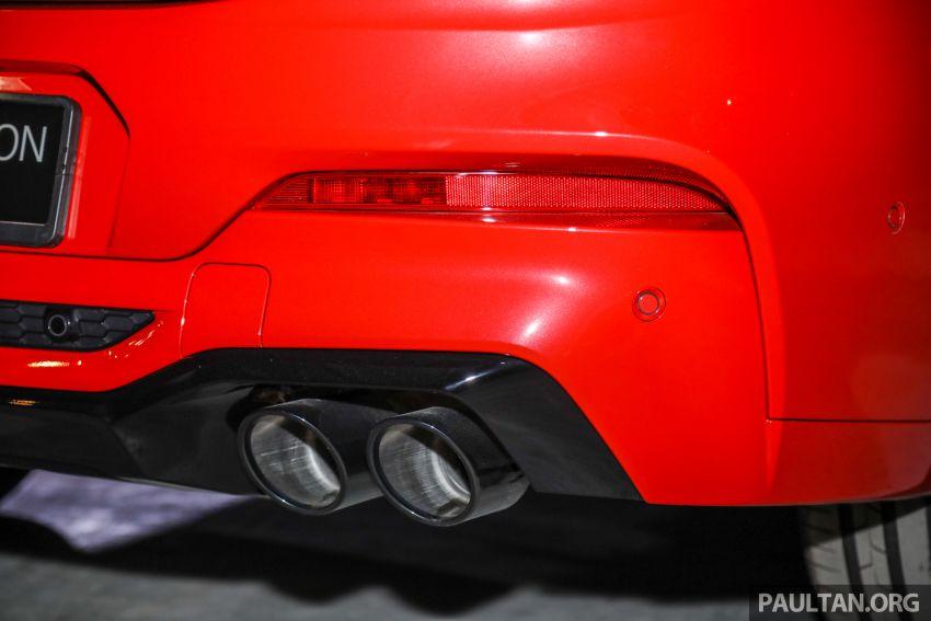 BMW X3  dan X4 M Competition 2020 dilancar di M'sia — 3.0L turbo, 510 hp / 600 Nm, harga dari RM887k Image #1161059