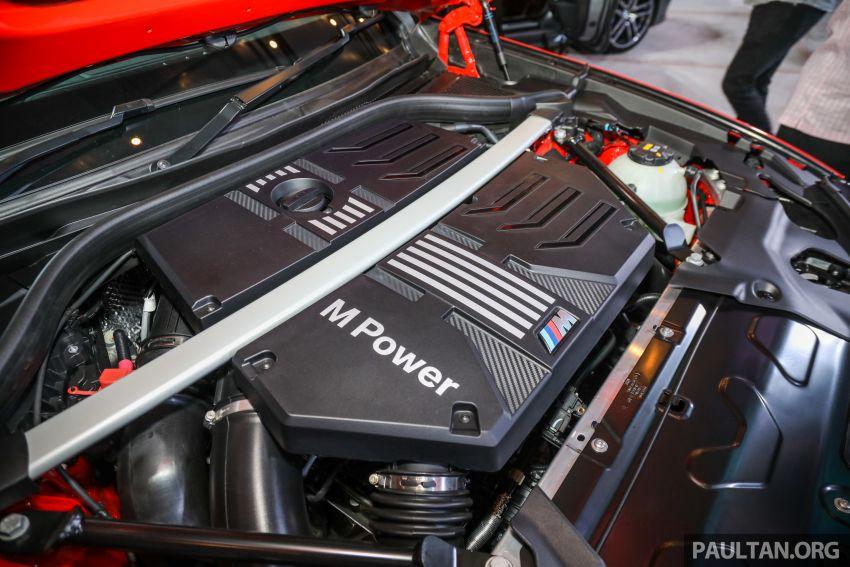 BMW X3  dan X4 M Competition 2020 dilancar di M'sia — 3.0L turbo, 510 hp / 600 Nm, harga dari RM887k Image #1161072