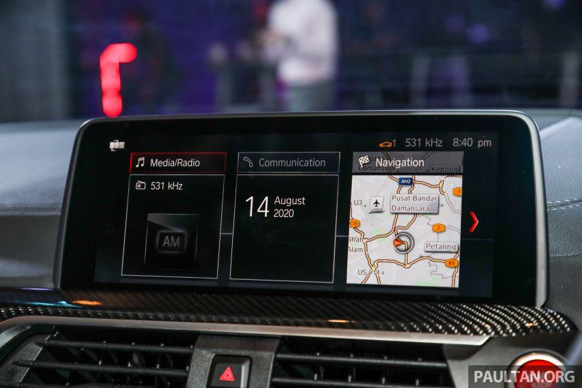 BMW X3  dan X4 M Competition 2020 dilancar di M'sia — 3.0L turbo, 510 hp / 600 Nm, harga dari RM887k Image #1161090