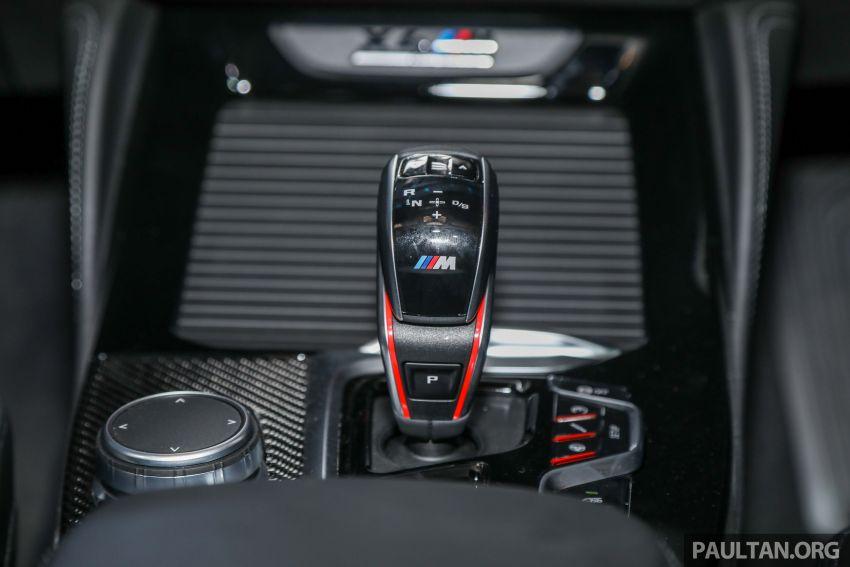 BMW X3  dan X4 M Competition 2020 dilancar di M'sia — 3.0L turbo, 510 hp / 600 Nm, harga dari RM887k Image #1161098