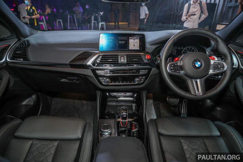 BMW X3  dan X4 M Competition 2020 dilancar di M'sia — 3.0L turbo, 510 hp / 600 Nm, harga dari RM887k Image #1161074