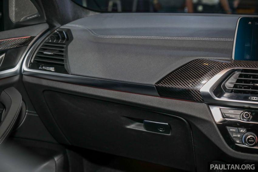 BMW X3  dan X4 M Competition 2020 dilancar di M'sia — 3.0L turbo, 510 hp / 600 Nm, harga dari RM887k Image #1161106