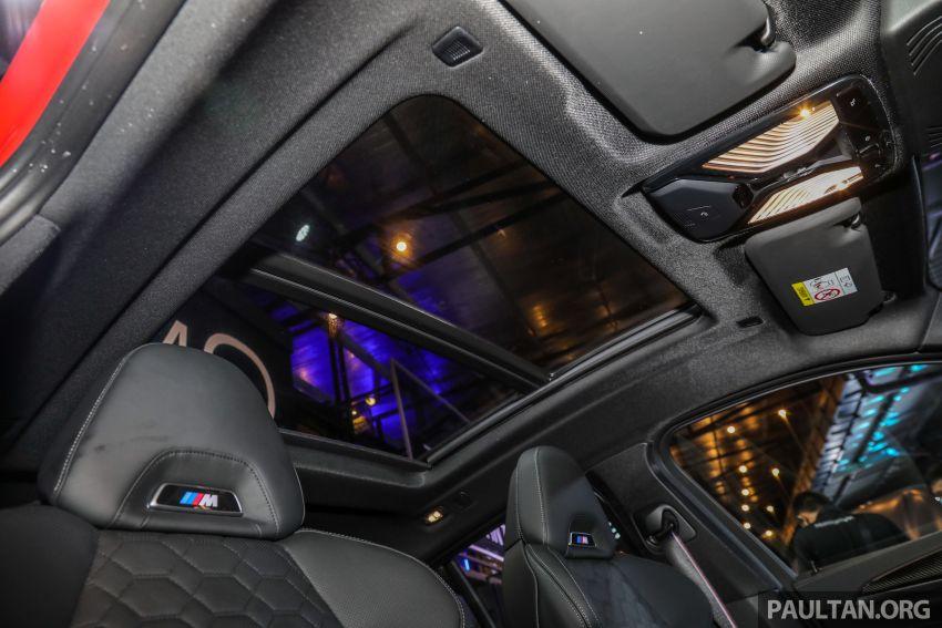 BMW X3  dan X4 M Competition 2020 dilancar di M'sia — 3.0L turbo, 510 hp / 600 Nm, harga dari RM887k Image #1161111