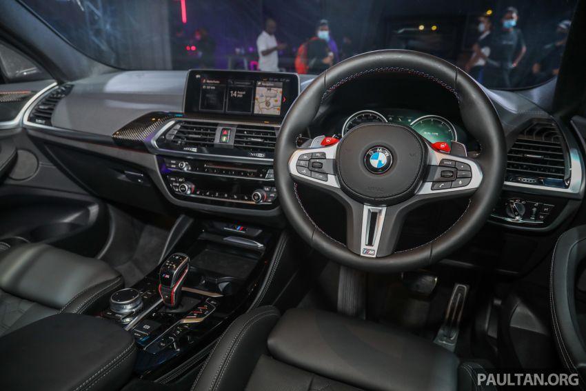 BMW X3  dan X4 M Competition 2020 dilancar di M'sia — 3.0L turbo, 510 hp / 600 Nm, harga dari RM887k Image #1161115
